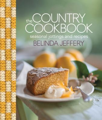 Country cookbook cover