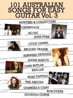 101 Australian Songs for Easy Guitar