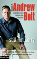 The Best of Andrew Bolt