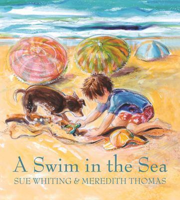 Swim in the sea cover