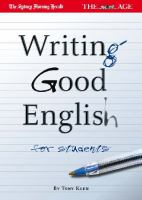Writing Good English