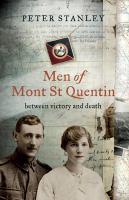 Men of Mont St Quentin