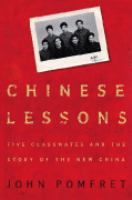 Chinese Lessons