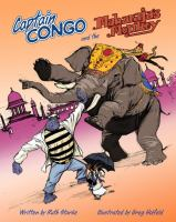 Captain Congo and the Maharaja's Monkey