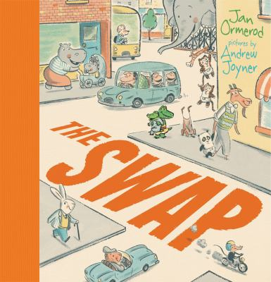 """Book Cover - The Swap"""" title=""""View this item in the library catalogue"""