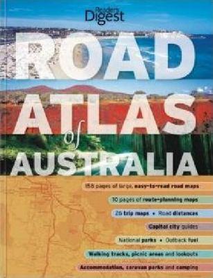 Reader's Digest road atlas of Australia [cartographic material].