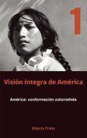 America: conformacion colonialista