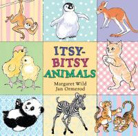 Itsy-bitsy animals