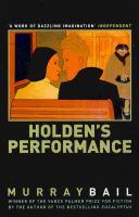 Holden's Performance