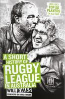 A Short History of Rugby League in Australia