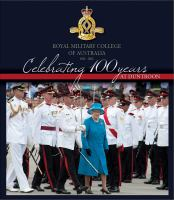 Royal Military College of Australia 1911 - 2011