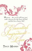 The Essential Ingredient - Love