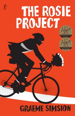 Cover image for The Rosie Project