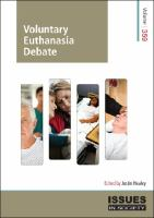 Voluntary Euthanasia Debate