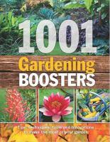 1001 Gardening Boosters