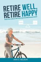 Retire Well, Retire Happy