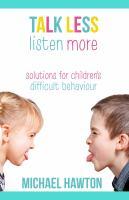 Talk Less, Listen More