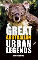 Great Australian Urban Legends