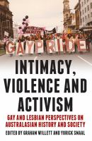Intimacy, Violence and Activism