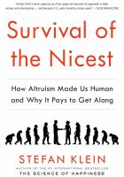 The Survival of the Nicest