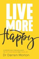 Live More Happy