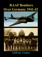 RAAF Bombers Over Germany 1941-42