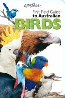 First Field Guide to Australian Birds