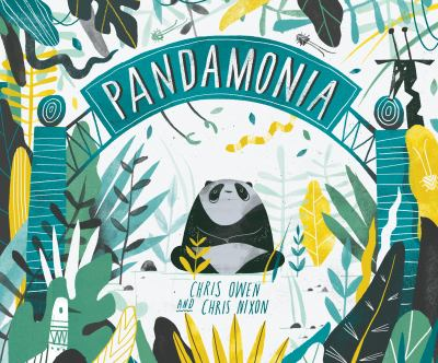 "Book Cover - Pandamonia"" title=""View this item in the library catalogue"