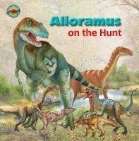 Alioramus on the Hunt