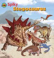 Spiky Stegosaurus