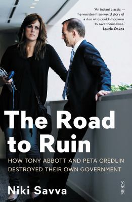 Cover image for The Road to Ruin