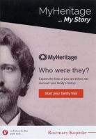 MyHeritage ... My Story