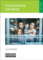 Food Insecurity and Waste