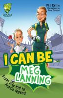 I Can Be... Meg Lanning