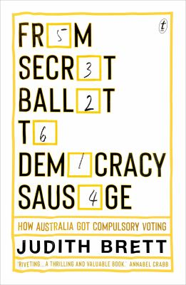 Cover image for From Secret Ballot to Democracy Sausage