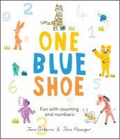 One Blue Shoe