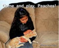 Come and Play, Peaches!