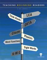 Image: Teaching Beginning Readers
