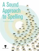 A Sound Approach to Spelling