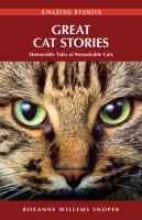Great Cat Stories