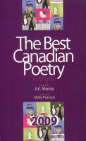 The Best Canadian Poetry in English, 2009
