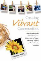 Creating Vibrant Communities