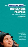 The No-nonsense Guide to Indigenous Peoples