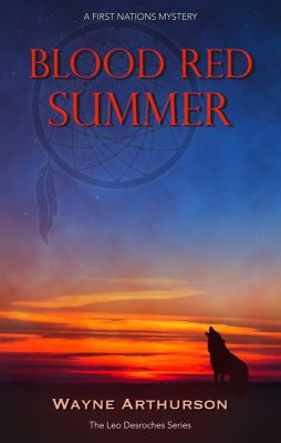 Cover image for Blood Red Summer