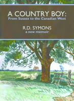 A country boy : from Sussex to the Canadian West