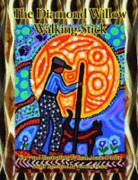 The Diamond Willow Walking Stick