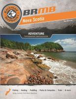 Nova Scotia Backroad Mapbook