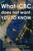 What ICBC Does Not Want You to Know