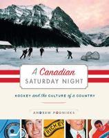 A Canadian Saturday Night