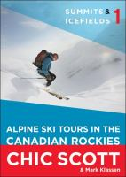 Alpine Ski Tours in the Canadian Rockies